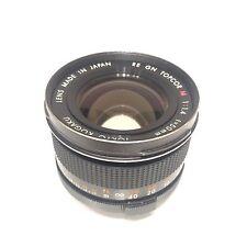 Rear Earth Glass. Tokyo Kogaku. RE GN Topcor M 1:1.4 F=50mm Lens Topcon