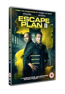 Escape Plan 2 [DVD] 5060262856741