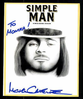 Musik Das Beste Simple Man Autogrammkarte Original Signiert ## Bc 38916 GläNzende OberfläChe Autogramme & Autographen