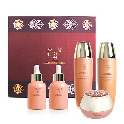 Eunyul Collagen Special Program 5Set Moisturizing Nutrition Wrinkle Care