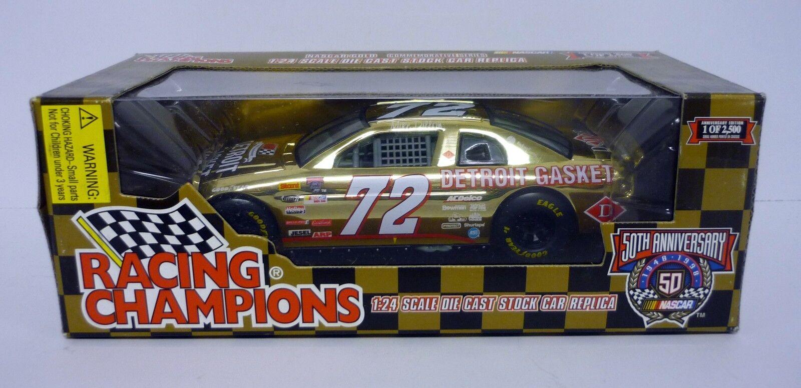 RACING CHAMPIONS NASCAR Detroit Gasket 1 24 Die-Cast MIB Mike Dillon 1998