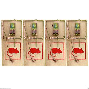 4x-Reusable-Wooden-Mouse-Traps-Bait-Mice-Vermin-Rodent-Pest-Control-Mousetrap-UK