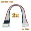 2x-Balancerkabel-Adapter-6S-7Pin-22-2V-JST-XH-gt-EH-Kokam-Hyperion-Graupner-Robbe Indexbild 1