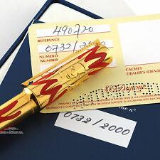 S.T. Dupont Rendez-Vous Sun Limited Edition Ballpoint Pen - NOS! #732