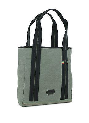 House of Marley Lively Up Small Tote Bag - Mist - Womens Designer Shoulder Bag