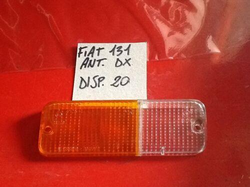 FIAT 131 RACING PLASTICA FANALINO ANTERIORE DESTRA