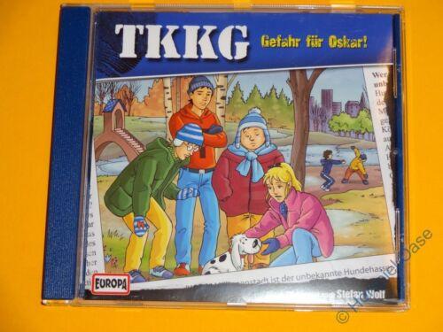 1 von 1 - *CD* TKKG 162 - Gefahr für Oskar! * EUROPA *