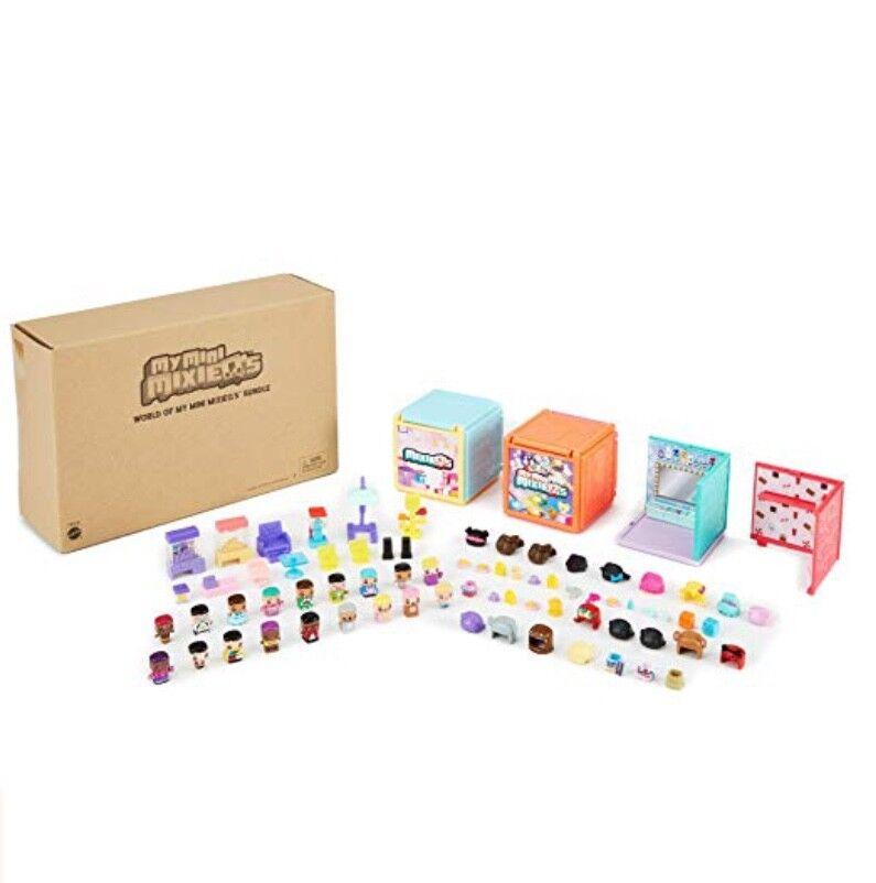 Neu My Mini Mixieq's Bündel - Mini Zimmer Spielsets und Zahlen  | Erste Kunden Eine Vollständige Palette Von Spezifikationen