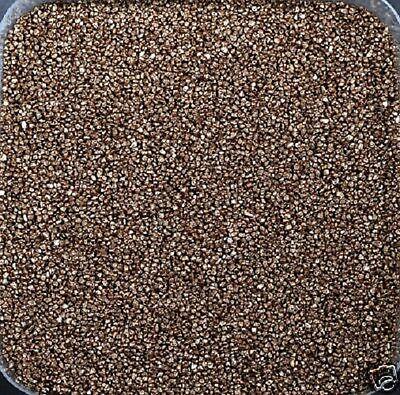Braun Granulat Farbsand Dekosand Sand Streudeko DekogranulatBastelsand RU1-24