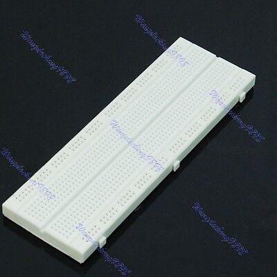 Breadboard 830 Point Position Solderless PCB Bread Board MB-102 Test Prototype