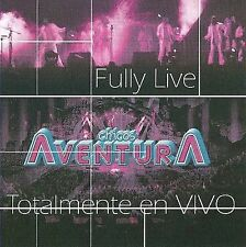 Chicos Aventura Fully Live: Totalmente En Vivo CD ***NEW***