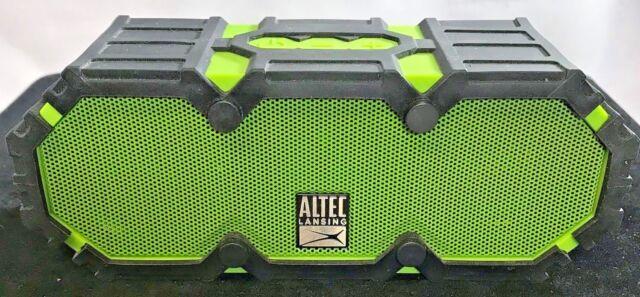 Altec Lansing MINI LIFE JACKET 2 GREEN Waterproof Bluetooth Speaker