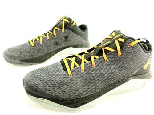 baloncesto hombre Under 15 UA sintético Low Fireshot Zapato para Us de gris de Armour M Yxzq7x45