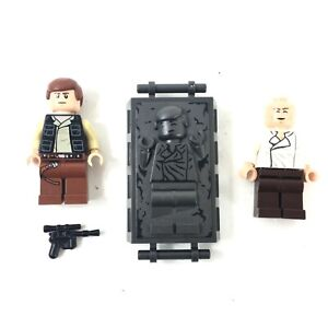 Lego Star Wars Han Solo in Carbonit