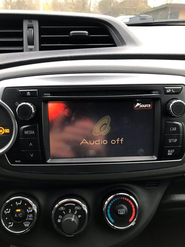 Toyota Yaris, 1,4 D-4D T2 Touch, Diesel