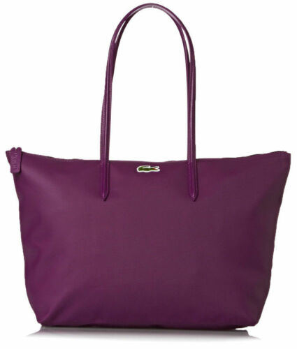 2019 Laptop Handbag Oferta Tote Shopper Holdall Carryall Large Lacoste Purple Bag qdZw8nC