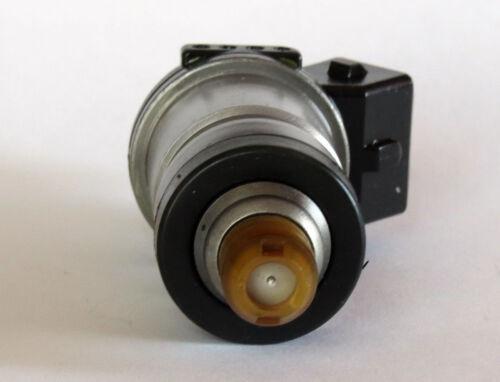 Sq. connector Genuine Set Of 4 Fuel Injectors for Honda Accord 2.2L 2.7L