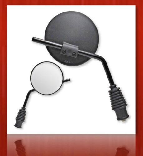 Universal DualSport 10mm Mirrors PAIR 10mm MR970510 Rt /& Lt