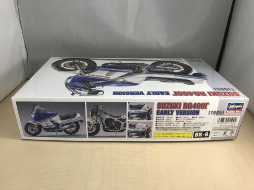 Hasegawa 1//12 Bike Series Suzuki RG400 Gamma Early Type Plastic Model BK9