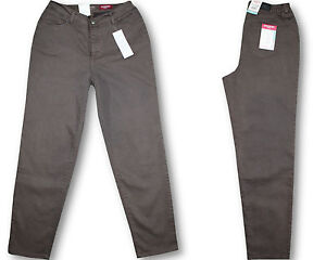 Stooker-Dubai-Damen-Stretch-Jeans-Hose-New-Brown-8605