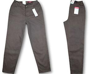 Stooker-Dubai-Damen-Stretch-Jeans-Hose-New-Brown-8605