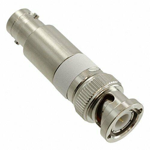 Pomona Electronics 5297 Connector; DC-Blocking Capacitor; 1000 pf; 50 Ohms;...