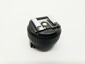Near-MINT-Nikon-AS-4-Flash-Unit-Gun-Coupler-For-Nikon-F3-From-JAPAN-1076