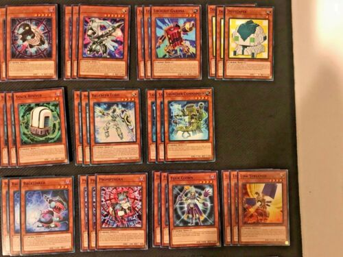Cyberse Deck Bulk Collection #2 with 111 Cards Yu-Gi-Oh!