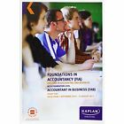 FIA FAB Accountant in Business - Study Text by Kaplan Publishing (Paperback, 2016)