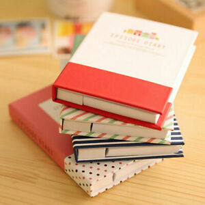 Sticker-Set-Notepad-Bookmark-Marker-Memo-Flags-Sticky-With-Book-Pen-Notes