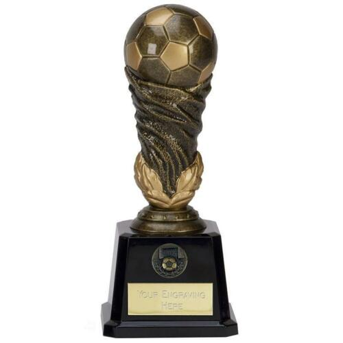Details about  / Football Trophy Icon with Free Engraving up to 30 Letters Available in 3 Sizes