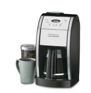 Cuisinart Coffee Makers Grind & Brew 12 Cup Automatic Adjustable Coffeemaker