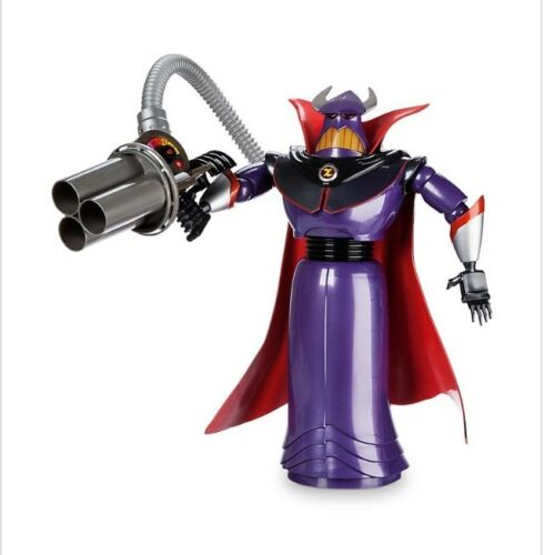 """Buzz **NEW** 2019 DISNEY Toy Story 12/"""" Zurg Talking and Light Up Action Figure"""