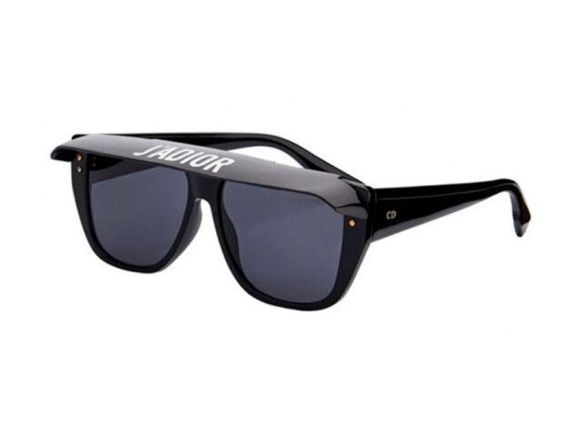 a088eb7017 Christian Dior Club 2 807ir Black   Grey Sunglasses for sale online ...