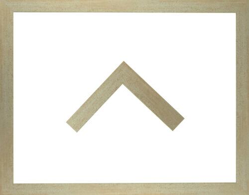 Kantiger Bauhausstil in 43 Farben. MDF-Bilderrahmen MORENA 21 x 21 cm