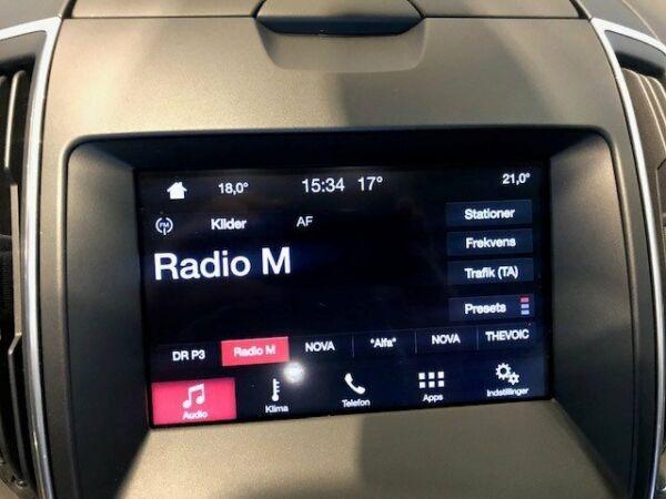 Ford S-MAX 1,5 SCTi 160 Titanium billede 9