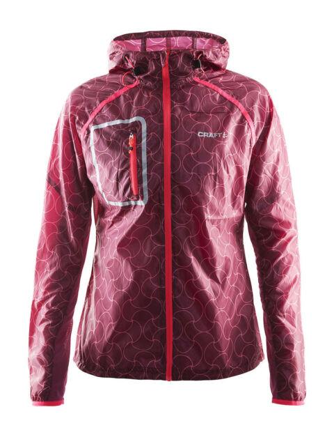 Craft women's Focus Hood Jacket - size Medium