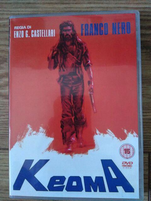 Keoma [DVD] Franco Nero Region 2
