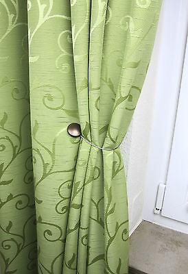 Magnet Raffbügel Raffhalter Magnethalter Haken für Gardinen Vorhang
