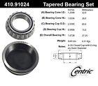 Wheel Bearing and Race Set-C-TEK Standard Centric 410.91024E