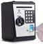 Lyght ATM Money Bank Mini Electronic Coin Banks Talking Save Piggy Banks Safe