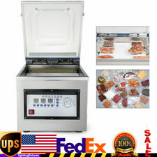 300w Vacuum Packaging Machine Commercial Kitchen Food Chamber Vacuum Sealer Sale