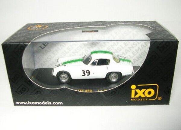 Lotus Elite No. 39 Lemans 1961 (J.Wyllie - C.Hunt )