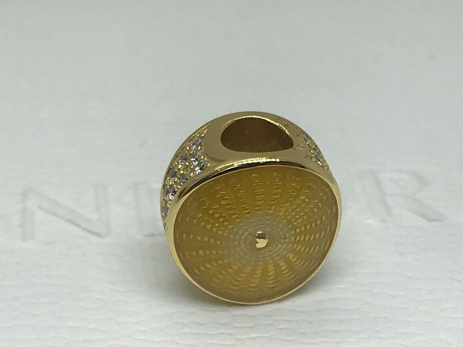 SUN MEDALLION/_Bead for Silver European Charm Bracelet/_Sunshine Ray Light Day/_U26