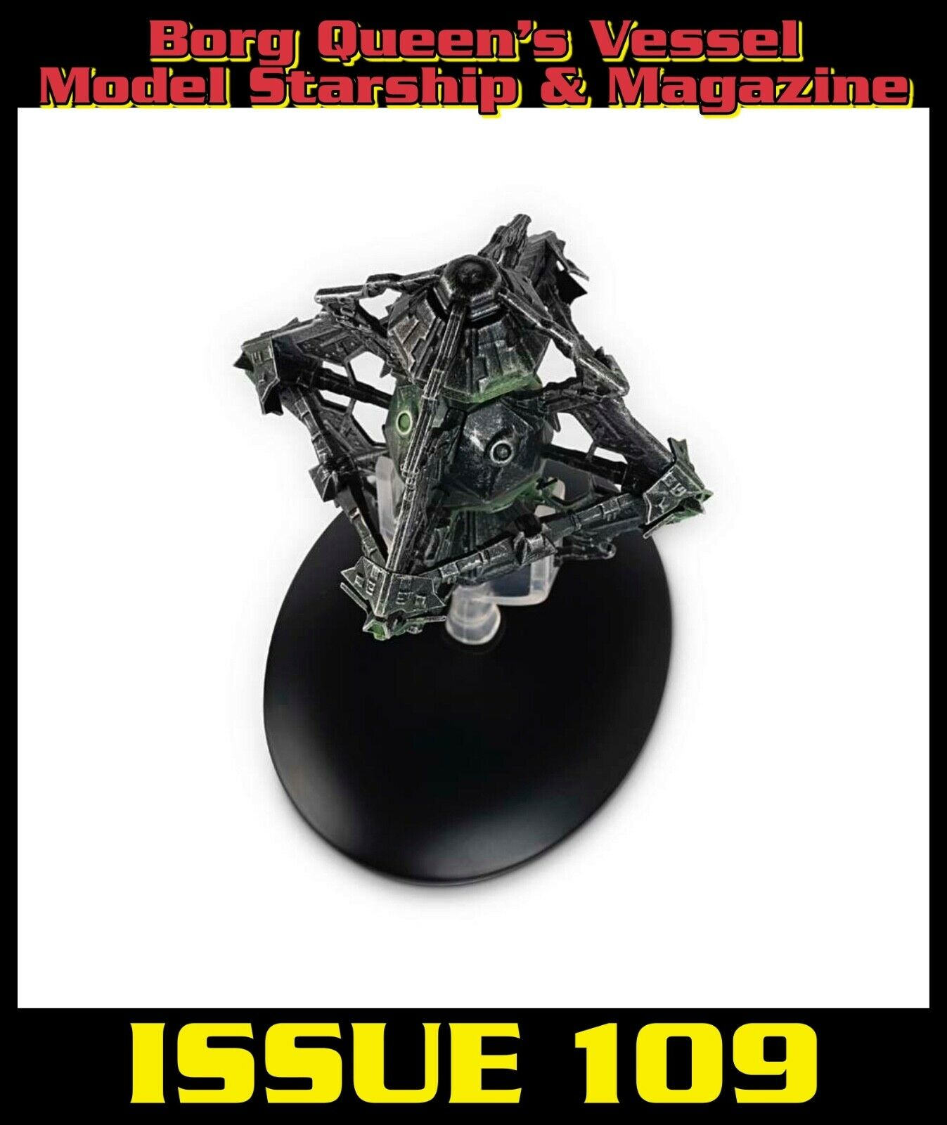 Issue 109: Borg Queen's Vessel