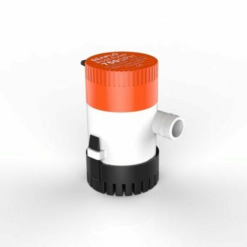 750 GPH SEAFLO MARINE Bilge Pump...All new design 4 year warranty!!!