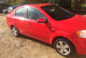 Price Reduced ---2008 Pontiac Wave, just saftied&drive everyday