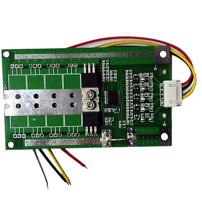 Protection Board BMS PCB for 4 Packs LiFePO4 20A 30A 40A 50A