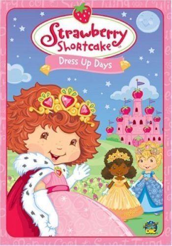 1 of 1 - Strawberry Shortcake - Dress Up Days (DVD) WORLDWIDE SHIP AVAIL!