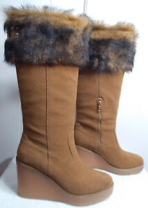 3dea463b992 Details about NEW UGG Boots VALBERG Chestnut Women's Size 6.5 Fits 5.5